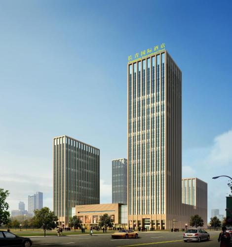 Отель Yangzhou Changqing International Hotel 5 звёзд Китай