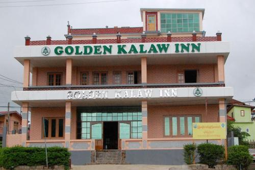 Отель Golden Kalaw Inn 1 звезда Мьянма