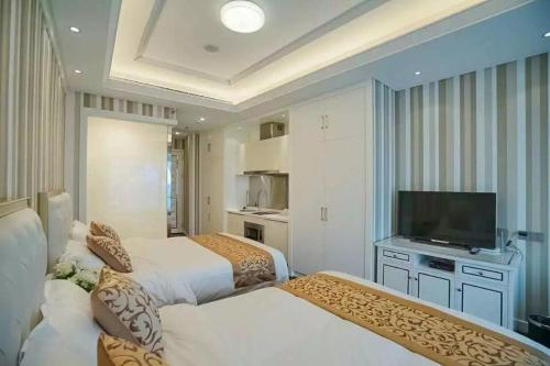 Xiamen University Shimao Twin Seaview Holiday Home