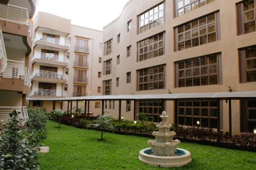 HotelQueensgate Serviced Apartments, Resort & Spa