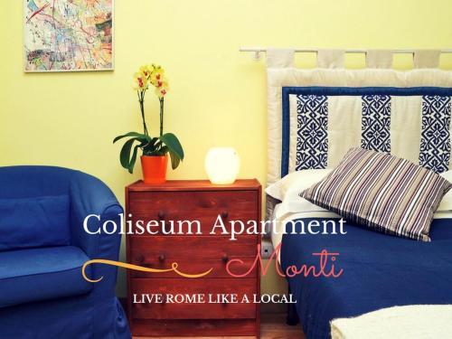 Coliseum Apartment, Rome