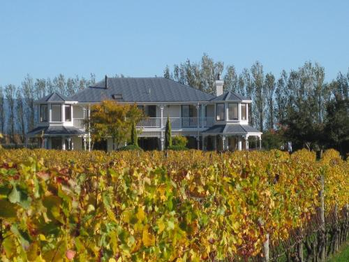 Lismore House and Vineyard