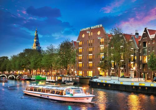 Luxury Suites Amsterdam impression