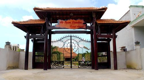Отель Ho Tram Garden Guesthouse 0 звёзд Вьетнам