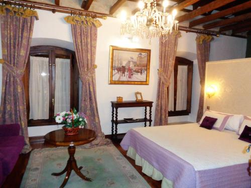 Deluxe Double Room Hotel Boutique Nueve Leyendas 13