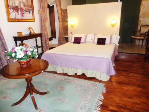 Habitación Doble Deluxe Boutique Hotel Nueve Leyendas 24