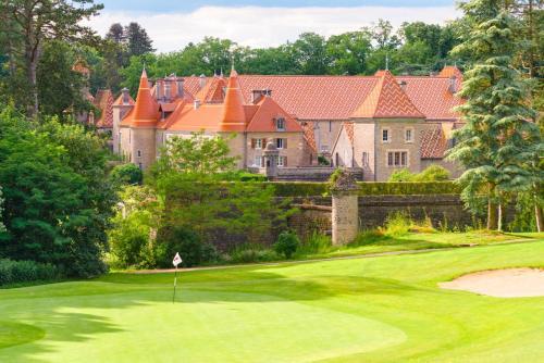Hotel The Originals Château de Bournel (ex Relais du Silence)