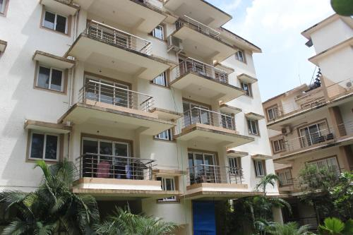 NK Apartments Baga Goa