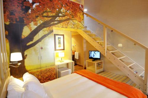 Hotel casa cornel cerler huesca selecta hotels for El jardin prohibido restaurante