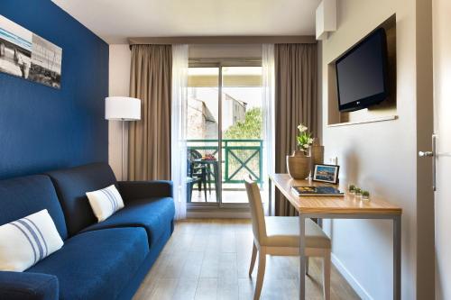 Отель Citadines Prado Chanot Marseille 3 звезды Франция