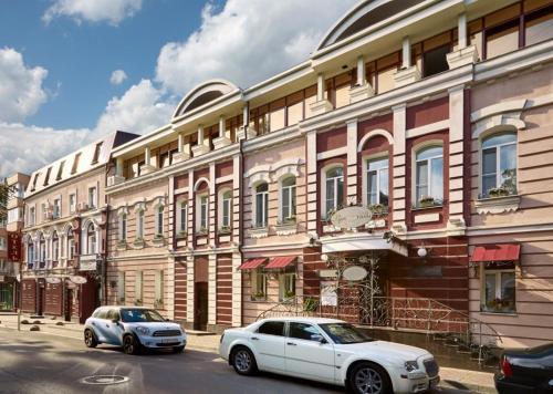 Stay at Residentsiya (Izvolte) Hotel
