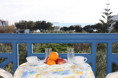 Mina's Studios in Naxos Island