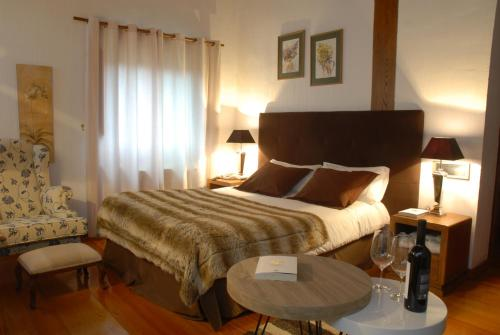 Habitación Doble Clásica Hotel & Spa Molino de Alcuneza - Siguenza 1