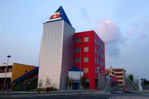 Отель Hotel Residence Fox 4 звезды Италия