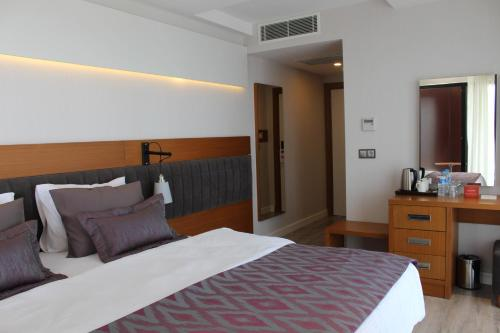 Отель Grand Ravza Hotel 0 звёзд Турция