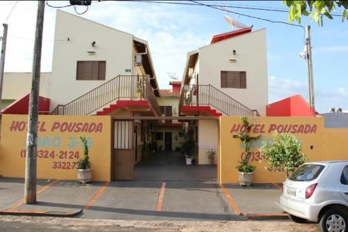 Hotel Pousada João 3.16