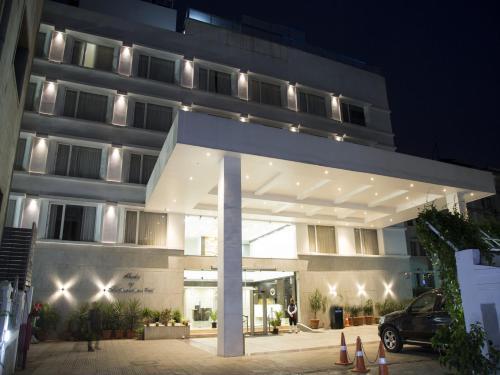 Отель OYO Premium Lakdikapul Extension 0 звёзд Индия