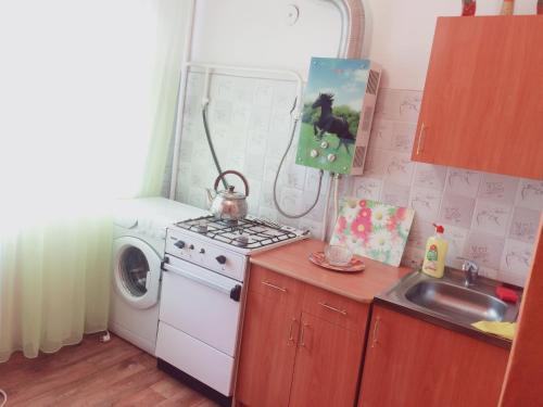 Apartment at Bazarnaya 10