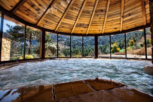 Habitación Doble con acceso al spa Coto del Valle de Cazorla 3