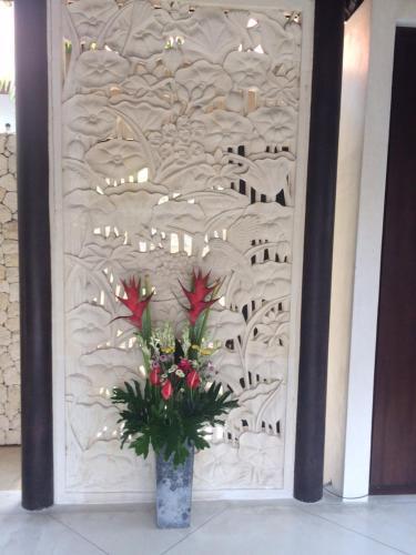 Отель Sandi Kala Villas 4 звезды Индонезия