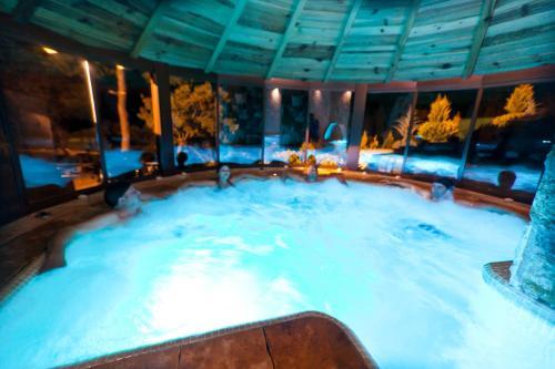 Habitación Doble con acceso al spa Coto del Valle de Cazorla 8