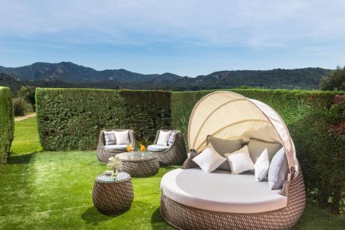 Habitación Doble con jardín privado - No reembolsable Mas Tapiolas 5