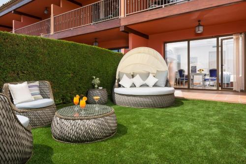 Habitación Doble con jardín privado - No reembolsable Mas Tapiolas 6
