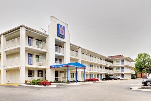 Motel 6 Linthicum Heights - Baltimore Washington International Airport MD, 21090