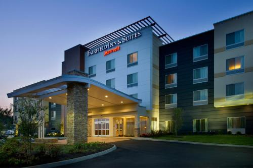 Fairfield Inn Suites By Marriott Knoxville West Hotel Farragut