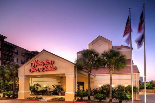 Hampton Inn & Suites Houston Medical Center - Reliant Park