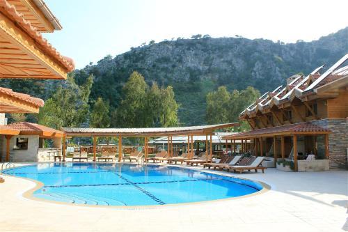 Отель Bc Spa Hotel 0 звёзд Турция