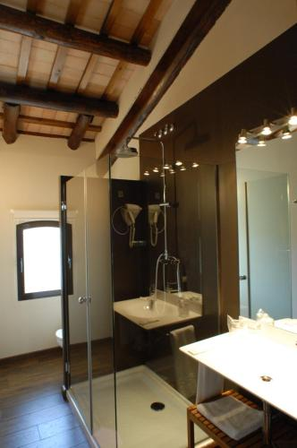 Habitación Doble - 2 camas - Uso individual Molí Blanc Hotel 3
