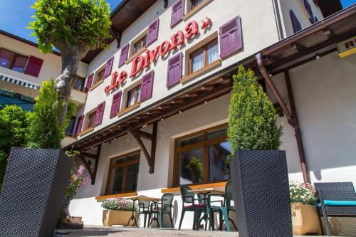 Hôtel Le Divona