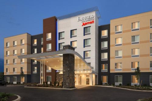 Hotel Fairfield Inn & Suites by Marriott Lancaster East at The Outlets
