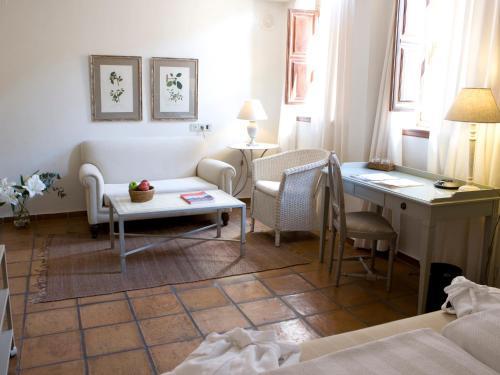 Habitación Doble Premium - 2 camas Palacio De Los Navas 3