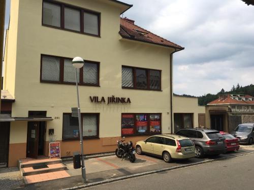 Vila Jiřinka, Luhačovice