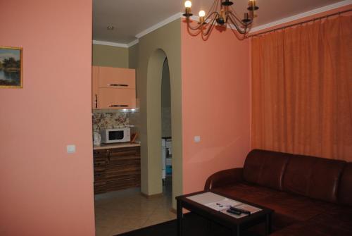 Отель Apartment at Donetskaya 16А 0 звёзд Россия