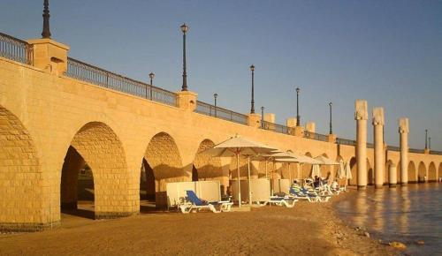Sea View Luxury Apartment Sahl Hasheesh, Hurghada