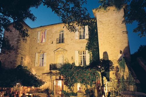 Отель Château d'Arpaillargues Châteaux et Hôtels Collection 3 звезды Франция