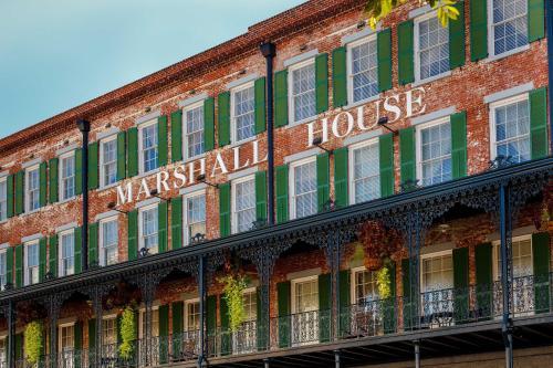 The Marshall House