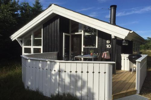 Læsø Holiday Home 500