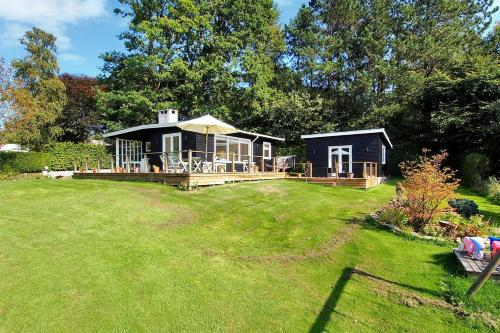 Holiday home Dronningmølle 752 with Terrace