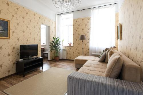 Отель Apartment center Vosstaniya square 0 звёзд Россия