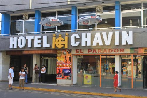 Hotel Y Centro De Convenciones Chavin