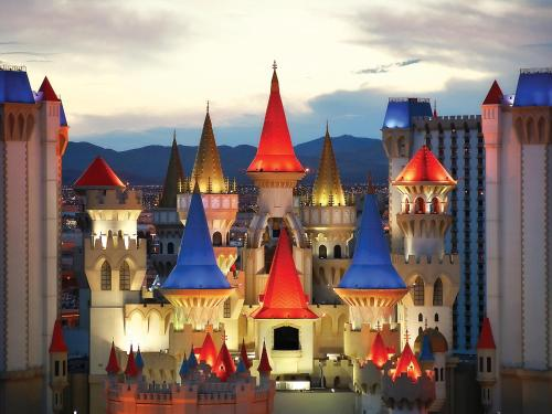 Excalibur Hotel And Casino NV, 89109