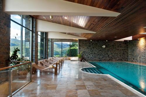 Habitación Doble Ático con entrada al spa - No reembolsable El Castell De Ciutat 3