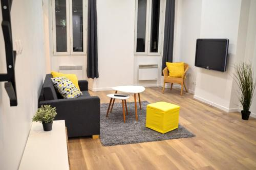 Appartement Marseille Joliette