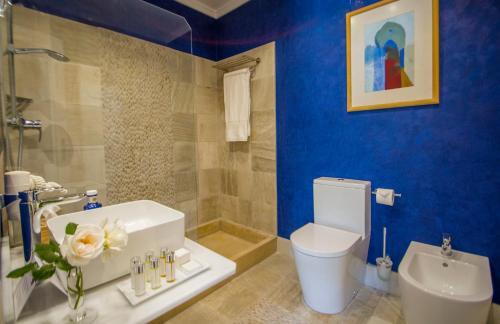 Kleines Doppelzimmer La Torre del Visco - Relais & Châteaux 3
