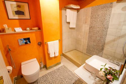 Superior Double Room - single occupancy La Torre del Visco - Relais & Châteaux 5