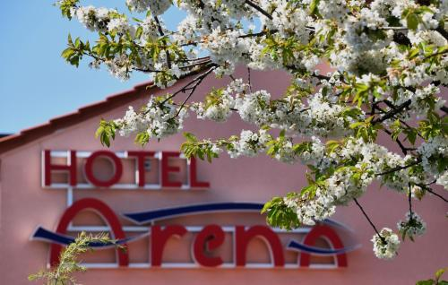 Stay at Arena Stadt München